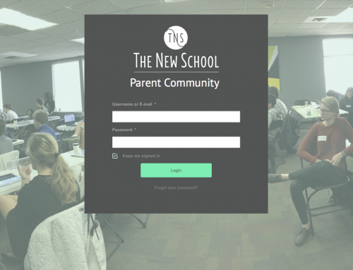 TNS Parent Community Portal